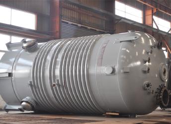 JIS 带伴热管压力容器